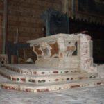 oristano+altare+distrutto