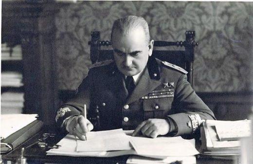Il Generale Federico Baistrocchi