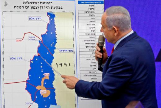 TOPSHOT-ISRAEL-PALESTINIAN-CONFLICT-POLITICS-VOTE