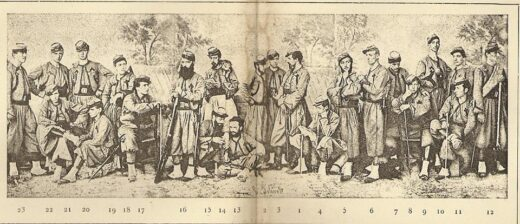 Zouaves_pontificaux_(1861)