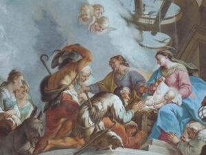 crib-painting-ceiling-painting-abbey-oberschonenfeld-advent-christmas-story-worship